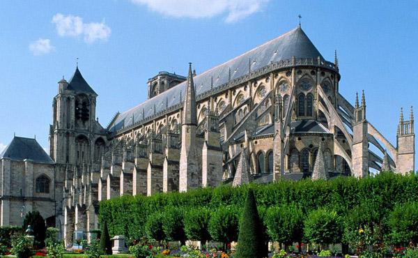 Reverse engineering della cattedrale di Bourges