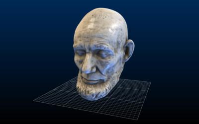 La collezione di modelli virtuali dello Smithsonian musuem