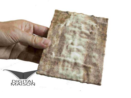 Sacra Sindone tattile – Una rinnovata versione